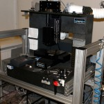 Light conversion Pharos 300 fs laser with stage