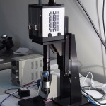 Custom built Interferometric microscope with Andor CMOS camera