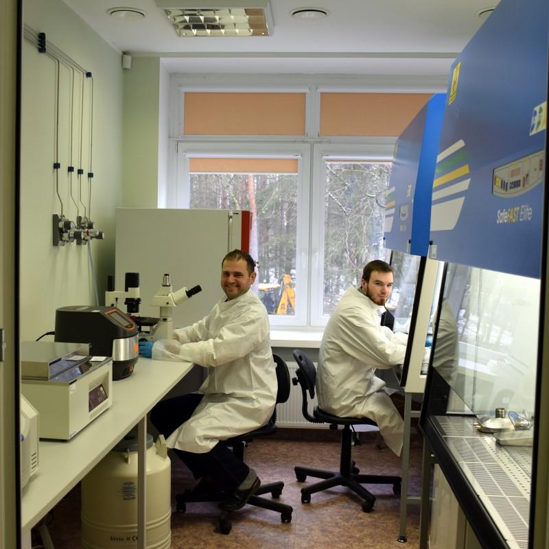 Baltfab ląstelių laboratorija